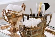 Organization DIY & Upcycle / Organize with what you already have