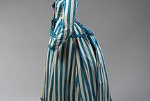 1890s fashion, material, colour