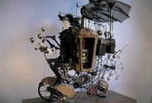 Bicycle automatons