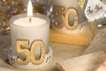 50th Anniversary Party Inspiration / by The Garrison - Garrison, NY