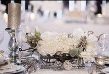 Winter Wedding Centerpiece Inspiration / Need a little help with decor? We're here for you... / by The Garrison - Garrison, NY