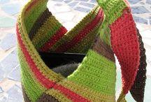 Crochet ~ Bags / Socks / Gloves \ Skirts