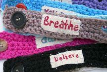 Crochet ~ Bracelets