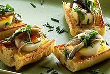 White Anchovies Recipes
