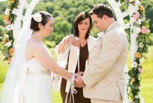 Grace Ceremonies Weddings / Wedding ceremonies, venues, couples, ceremony programs and other wedding ephemera...