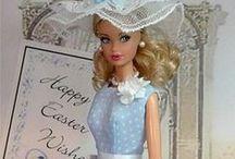 Roupa para Barbie e coisinhas interessantes