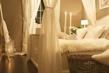 Bedroom Design Ideas / Bedrooms design ideas, fitted futniture, white bedroom furniture. Bedroom furniture handles & more. Sliding wardrobe doors.