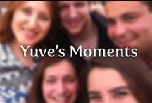 Yuve's moments / Our happy smiles