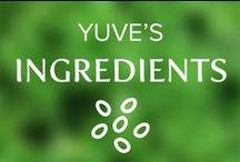 Yuve's ingredients