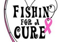 Fishin' for A Cure / Khaki Shorts Goes Fishing Fishin' For A Cure image benefits breast cancer research and awareness.  For more info or to support FFC go to  https://www.facebook.com/fishin4acure?fref=ts