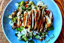 Chicken Recipes / Whether it's a protein-packed dinner or an iron-rich lunch you're looking for, these recipes feature the white meat poultry super star. Spice up your average chicken dish with these inspired, delicious, health supportive and nourishing chicken recipes from Further Food and others.