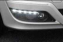Carlsson Światła LED C Klasa W204 i S204 bez AMG