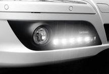 Carlsson Światła LED E Klasa W211 i S211