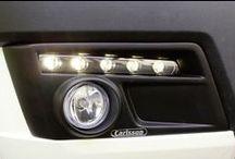 Carlsson Światła LED GLK Klasa X204 OffRoad