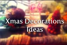 Xmas decoration Ideas From Yuve