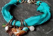 Bracelets & cuffs / by Gail DiSilvester