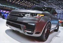 """GENEWA 2015: HAMANN RANGE ROVER SPORT / Spośród popularnych SUVów, takich jak Cayenne czy BMW X5, Range Rover Sport zdecydowanie wyróżnia się oryginalnością, oraz odrobiną charakterystycznego, angielskiego stylu. Hamann Motorsport pokazuje jednak, że wszystko można ulepszyć – czego znamienitym dowodem jest prezentowane na Genewskim Salonie widebody dedykowane """"małemu"""" Range Rover'owi.  Więcej informacji znajdziecie w artykule: http://gransport.pl/b…/genewa-2015-hamann-range-rover-sport/"""
