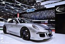 GENEWA 2015: TECHART PORSCHE 911 CARRERA GTS / Choć nie znajduje się na szczycie gamy wersji Porsche 911, uważane jest za najlepszy kompromis pomiędzy osiągami, frajdą z jazdy oraz przystępnością. Stanowi więc idealną bazę do wszelkich modyfikacji poprawiających doznania z jazdy. Naturalnym było więc to, że 911 GTS zainteresuje się właśnie TECHART. Przedstawiamy program modyfikacji świętujący swoją premierę na Salonie Genewskim.   Więcej na naszym blogu: http://gransport.pl/blog/genewa-2015-techart-porsche-911-carrera-gts/