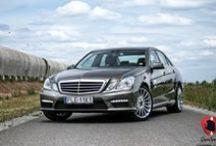REALIZACJA: MERCEDES-BENZ E 250 CARLSSON / Choć (nie bez powodu) utożsamiana z taksówką, Klasa E wbrew pozorom również może wyglądać dynamicznie i atrakcyjnie. Wystarczy garść dodatków nadwornego tunera Mercedesa- AMG, oraz pakiet modyfikacji firmy Carlsson, a klasyczny sedan nabiera agresywności i zdecydowanie może się podobać.  Przeczytaj więcej:http://gransport.pl/blog/realizacja-mercedes-benz-250-carlsson/