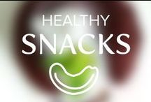 Recipes | Healthy Snacks / Healthy snacking is a great way to combat hunger in between meals. Here you can find recipes and ideas to fight hunger while staying healthy!