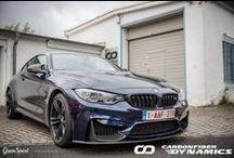 Carbonowe dodatki dla BMW M4 / Niesamowite BMW M4 z zestawem dodatków z włókna węglowego.  Jeśli podoba się Wam taki zestaw, znajdziecie go również w GranSport - Luxury Tuning & Concierge!  http://gransport.pl/index.php/carbon/bmw/seria-4-f32-f33-i-f36.html