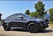 REALIZACJA: BMW X6 M50D F16 HAMANN / W przerwie pomiędzy kolejnymi, dużymi projektami, pragniemy pokazać Wam sposób, aby za pomocą kilku detali odmienić diametralnie oblicze swojego samochodu. W tym przypadku na warsztat trafiło najnowsze BMW X6 M50d F16.  Przeczytaj więcej: http://gransport.pl/blog/realizacja-bmw-x6-m50d-f16-hamann/