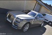 REALIZACJA: ROLLS-ROYCE GHOST SPOFEC / Są na świecie samochody, których podobno nie wypada modyfikować. My jednak lubimy łamać stereotypy i z chęcią podjęliśmy się wyzwania, które postawił przed nami Klient – ulepszyć Rolls-Royce'a. Teraz z dumą pragniemy zaprezentować Wam efekt końcowy – Rolls-Royce Ghost Spofec.  Przeczytajcie więcej o tym niesamowitym projekcie: http://gransport.pl/blog/realizacja-rolls-royce-ghost-spofec/