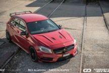 Carbonowe dodatki dla Mercedes-Benz A 45 AMG / Mercedes Benz A45 AMG z aerodynamicznymi dodatkami od CFD - Carbonfiber Dynamics.  Jeśli Waszej A45 brakuje agresywności i chcecie się wyróżnić, tylko w GranSport - Luxury Tuning & Concierge oferta carbonowych elementów najwyższej jakości:  http://gransport.pl/index.php/carbon/mercedes-benz/a-klasa-w176.html