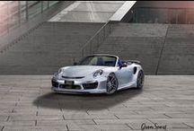 TechArt Porsche 911 991 Turbo S Cabriolet / Porsche Polska 911 991 Turbo S Cabriolet z pakietem modyfikacji TECHART.  Bogaty zestaw dodatków aerodynamicznych, ogromne felgi a do tego obniżone zawieszenie i sportowy wydech. Wszystko to utrzymane w srebrno-błekitnej kolorystyce.  Najlepsze połączenie elegancji i sportu!  GranSport - Luxury Tuning & Concierge http://gransport.pl/index.php/techart/porsche/911-991.html