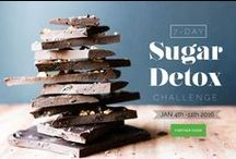 7-Day Sugar Detox Challenge / Did you know that cutting down on the sweet stuff can help lower your blood pressure, reduce your risk of heart disease and even improve your mood? Learn how to ditch your sugar habit for good! Join Further Food's 7-Day Sugar Detox Challenge for Free!   Sign up: bit.ly/1RS7ErG