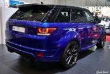 GENEWA 2016: KAHN DESIGN / Wczoraj przybliżyliśmy Wam niemiecki sposób na modyfikację aut Range Rover – dzisiaj mamy dla Was trochę brytyjskich interpretacji Range'ów. A. Kahn Design Ltd. choć specjalizuje się w jednych z najbardziej ekskluzywnych felg, z powodzeniem projektuje również kompletne zestawy modyfikacji. Oto niektóre z nich.  Więcej informacji na naszym blogu: http://gransport.pl/blog/genewa-2016-kahn-design/  GranSport - Luxury Tuning & Concierge http://gransport.pl/index.php/kahn.html