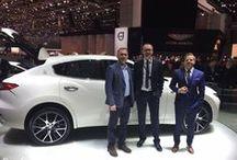 PREMIERA VIP MASERATI LEVANTE / Na początku marca w Genewie swoją premierę święcił pierwszy w historii SUV Maserati – model Levante. Nasi stali Klienci mieli okazję przyjrzeć mu się bliżej jako jedni z pierwszych na świecie – uczestnicząc w prezentacji VIP na początku Genewskich Targów. Dzięki ich uprzejmości, prezentujemy fotorelację z tego wydarzenia.  Więcej informacji: http://gransport.pl/blog/premiera-vip-maserati-levante/  GranSport - Luxury Tuning & Concierge