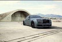 """Spofec Overdose Rolls-Royce Wraith / Czy pomyśleliście kiedyś """"Rolls-Royce Wraith mógłby być szerszy""""? Zapewne nie. Jeżeli jednak zbyt mała szerokość Rollsa jest dla Was problemem, Spofec znalazł jego rozwiązanie – pakiet aerodynamiczny OVERDOSE.  Więcej informacji na naszym blogu: http://gransport.pl/blog/spofec-overdose-na-bazie-rolls-royce-wraith/  Oficjalny dealer NOVITEC GROUP w Polsce GranSport - Luxury Tuning & Concierge http://gransport.pl/index.php/novitec.html"""