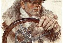 """J.C. LEYENDECKER (1874 – 1951) / (March 23, 1874 – July 25, 1951) was one of the preeminent American illustrators of the early 20th century.  Leyendecker """"virtually invented the whole idea of modern magazine design"""