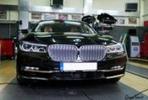 BMW 750Li 2016 / W naszym serwisie w Inowrocławiu gościliśmy ostatnio wyjątkowe auto - fabrycznie nowe BMW 750Li.  W serwisie MK Speed zajmujemy się nie tylko tuningiem aut premium - staramy się spełniać wszystkie prośby naszych Klientów.  Tym razem dla naszego Klienta przeprowadziliśmy na aucie profesjonalną ochronę lakieru. Teraz limuzyna BMW może pokonywać kolejne kilometry bez obaw o stan powłoki lakierniczej!  GranSport - Luxury Tuning & Concierge http://gransport.pl/index.php/