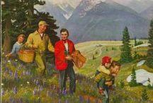 John Ford Clymer (1907-1989) American