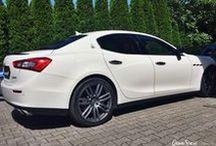 REALIZACJA: MASERATI GHIBLI CARBON EXCLUSIVE / W nasze ręce trafiło kolejne już Maserati Ghibli. W białym egzemplarzu zdecydowaliśmy się na montaż dodatków z włókna węglowego firmy Carbon Exclusive.  Więcej informacji na naszym blogu: http://gransport.pl/blog/realizacja-maserati-ghibli-carbon-exclusive/  Dystrybutor dodatków z włókna węglowego GranSport - Luxury Tuning & Concierge http://gransport.pl/index.php/carbon.html  Projekt wykonany wspólnie z naszym Partnerem - firmą Ghostcar.pl.