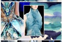Fashion Moodboards and Trends