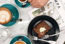 E A T & D R I N K S / Cafe lover