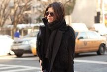 STYLE CRUSH: EMILY / Emily Weiss is so freaking cool. The queen of good-fitting shirts and a pair of jeans.