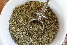 Spices Herbes Seasoning