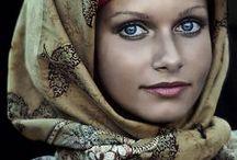 Beleza Humana Rara / Beleza do ser humano, demonstrado em sua face.