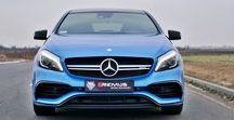 REALIZACJA: MERCEDES-AMG A45 REMUS / Przedstawiamy kolejnego Mercedesa z rodziny 45 AMG który został przez nas wyposażony w sportowy układ wydechowy REMUS INNOVATION. Tym razem rewolucję dźwiękową przeszło A 45 AMG po liftingu, w niesamowitym niebieskim kolorze   Więcej informacji: http://gransport.pl/blog/realizacja-mercedes-amg-a45-remus/  Film z brzmieniem wydechu: https://youtu.be/qicSEdm7I84  Lider Tuningu Aut Premium w Polsce GranSport - Luxury Tuning & Concierge http://gransport.pl/index.php/remus.html