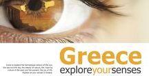Ταξιδιωτικές αφίσες της Ελλάδας - Travel posters of Greece.