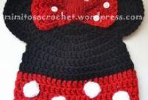 crochet hats & cowls