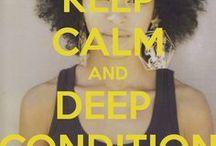 Afroliciouz / Hairdos ideas for black women / by Gabs Leger Heredia