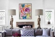 Interior Design: a mood. / How interior design conveys or induces a mood.