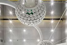 Lighting: Ceiling & Wall / Lighting products new and vintage for interior design