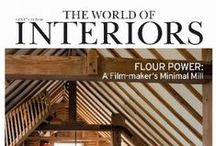 World of Interiors magazine covers / Much loved covers of the iconic Interiors magazine much loved by followers of interior design