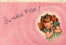 Love Pink and Green / by Bernadette Gimbel